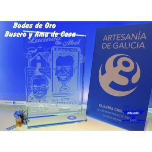 CARICATURA  BUS AMA DE CASA